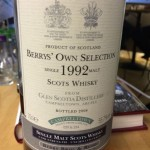 Glen Scotia Berry