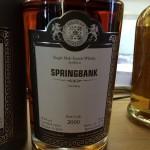 Springbank MoS